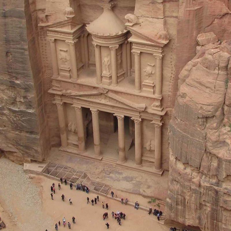 Step By Step Jordan Desert Trek