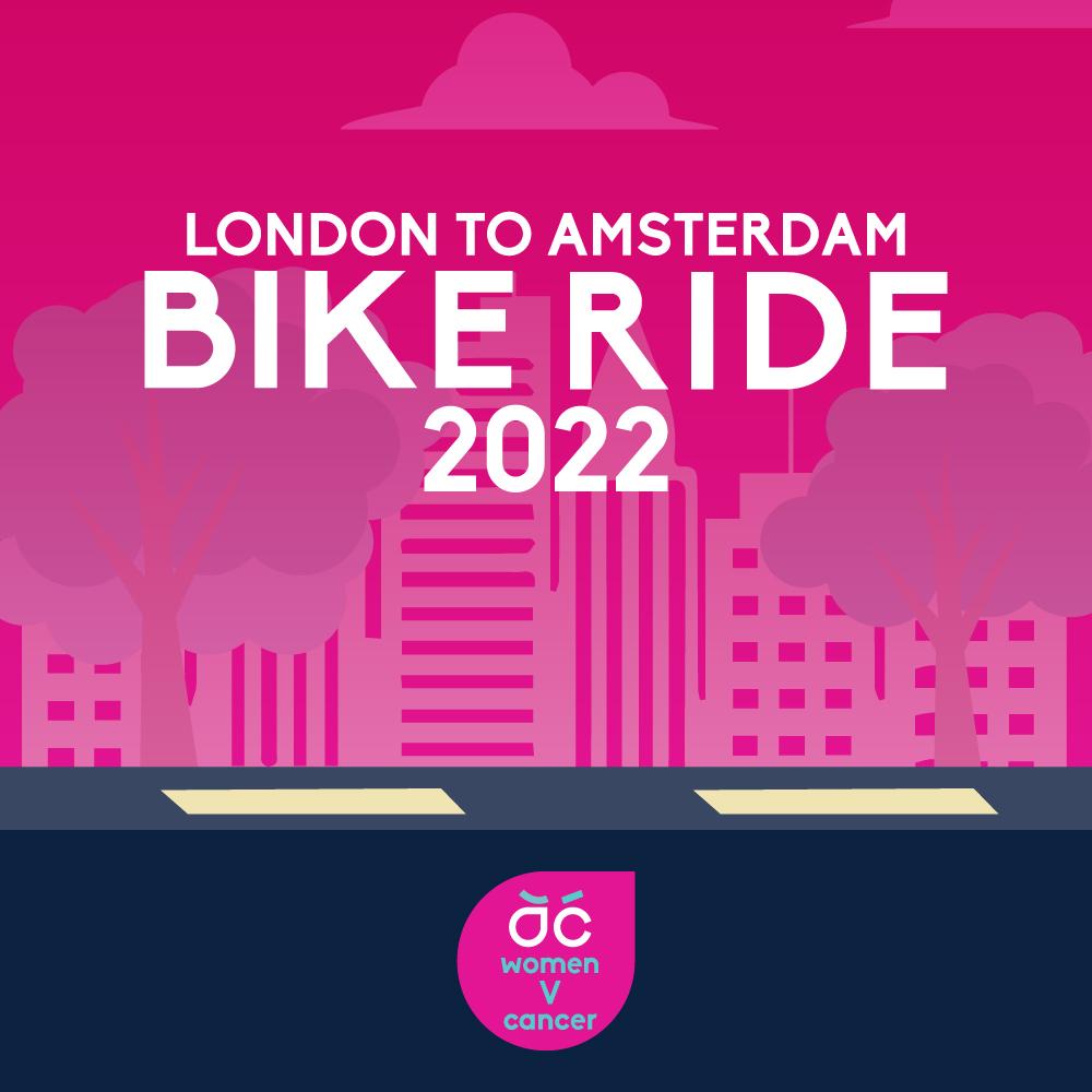 London to Amsterdam 2022