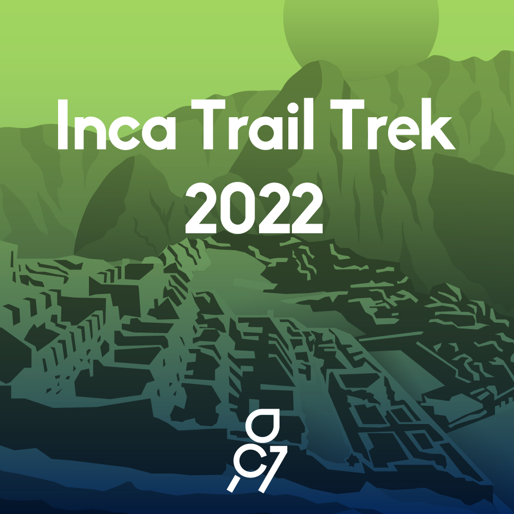 Inca Trail Trek 2022