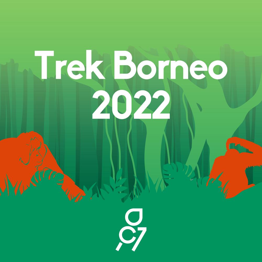 Trek Borneo 2022